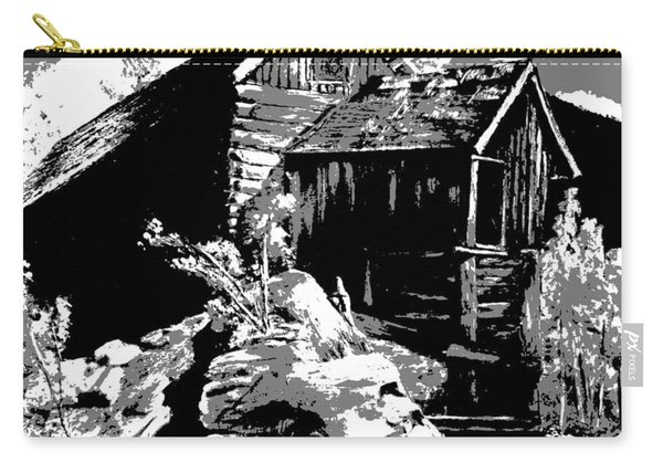 Old Rocky Mill Carry-all Pouch