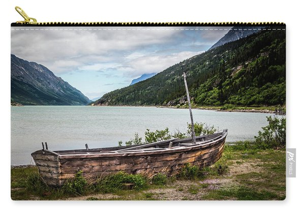 Old Sailboat Carry-all Pouch