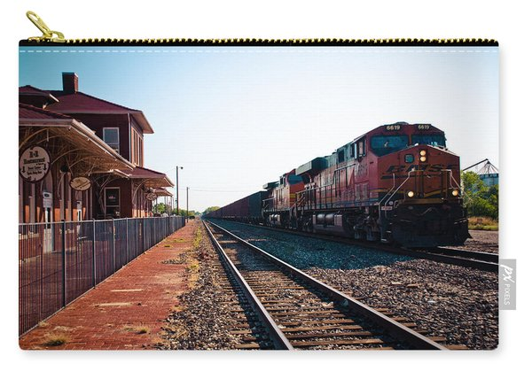 Old Santa Fe Depot Carry-all Pouch
