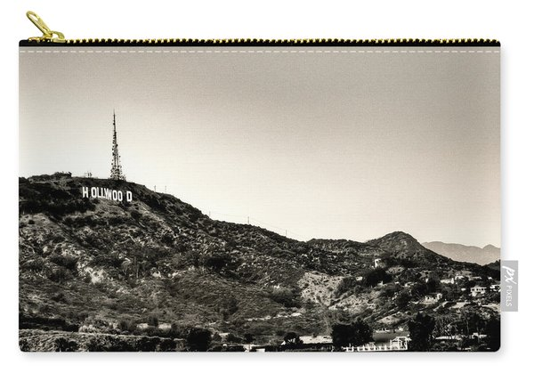 Old School Hollywood Carry-all Pouch