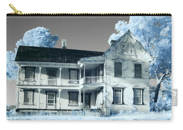 Old Shull House In 642 Carry-all Pouch