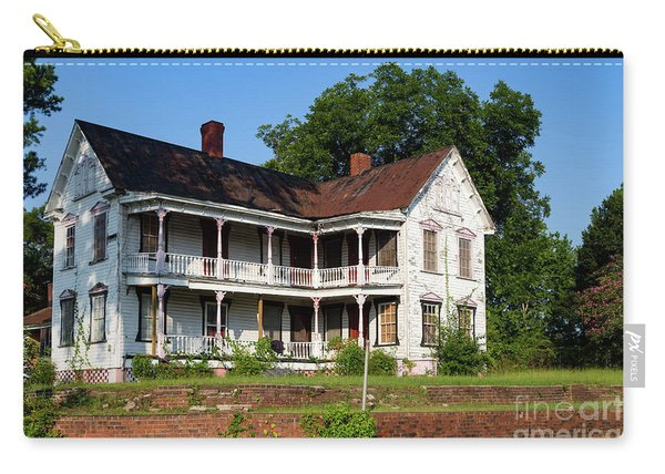 Old Shull Mansion Carry-all Pouch