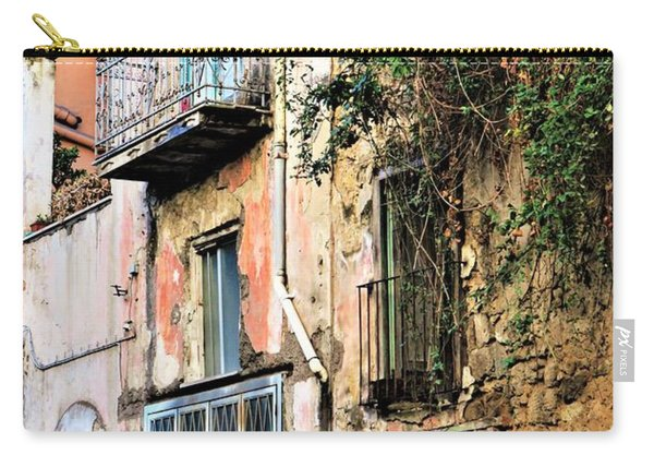 Old Sorrento Street Carry-all Pouch