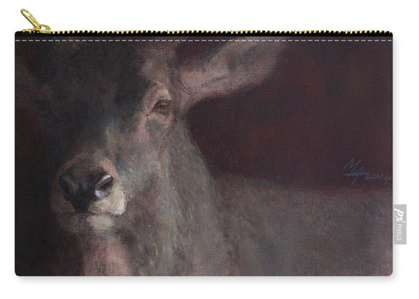 Old Stag Carry-all Pouch
