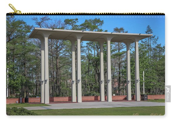 Old Student Union Arches Carry-all Pouch
