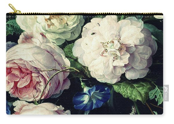 Old Time Botanical Carry-all Pouch