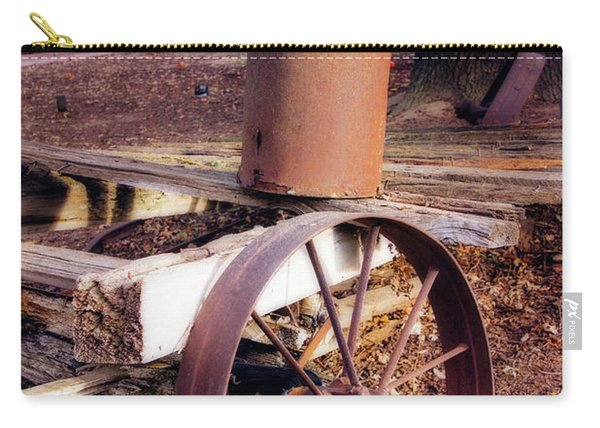 Old Time Wagon Carry-all Pouch