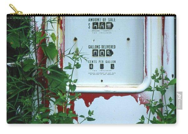6g1 Old Tokheim Gas Pump Carry-all Pouch