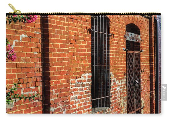 Old Town Jail Carry-all Pouch