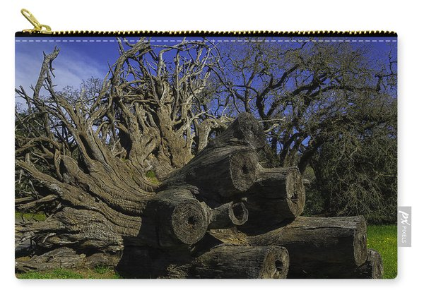 Old Tree Roots Carry-all Pouch