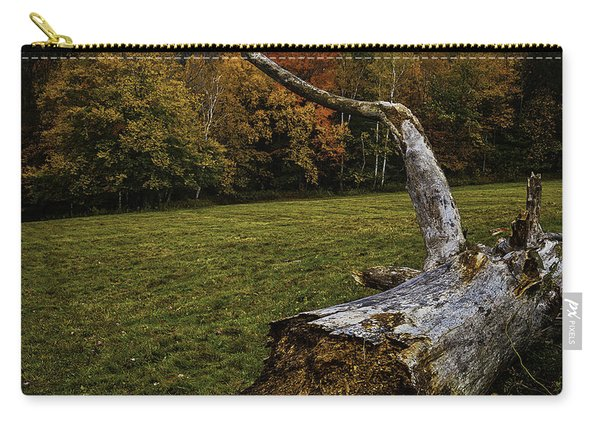 Old Tree Trunk Carry-all Pouch