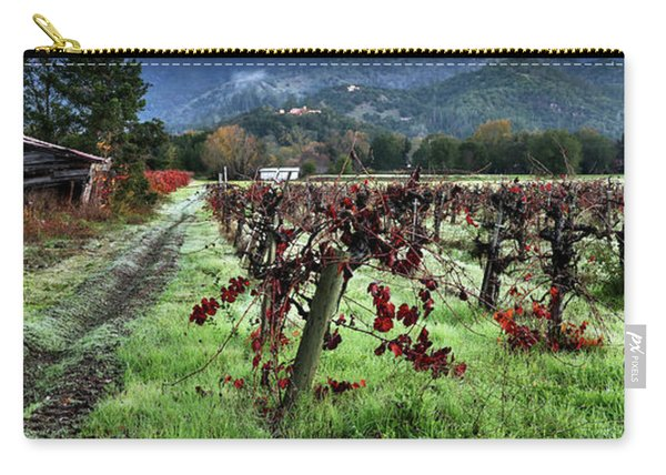 Old Vineyard Barns Carry-all Pouch