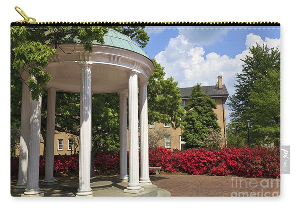 Old Well At Chapel Hill In Spring Carry-all Pouch