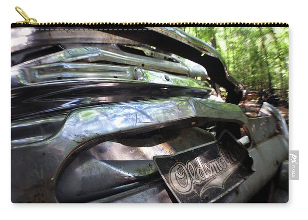 Oldsmobile Bumper Detail Carry-all Pouch