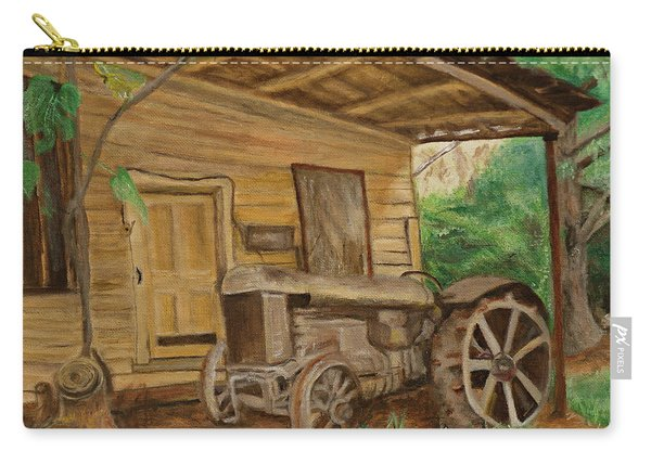 Oldtime Tractor Carry-all Pouch