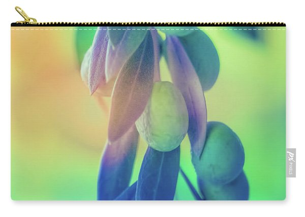 Olive Branch In Color Carry-all Pouch