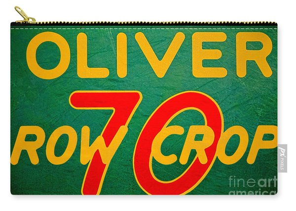 Oliver 70 Row Crop Carry-all Pouch