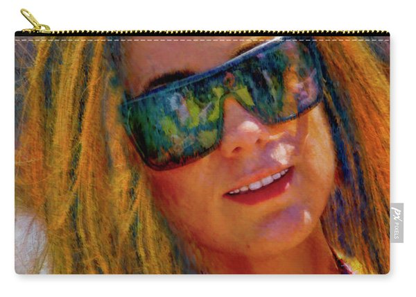 Olivia Carnahan Carry-all Pouch