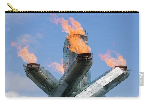 Olympic Cauldron Carry-all Pouch
