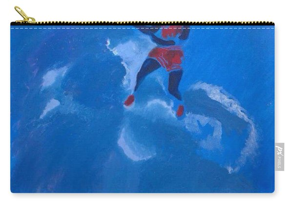 Omaggio A Michael Jordan Carry-all Pouch