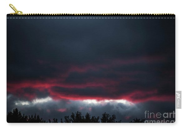 Ominous Autumn Sky Carry-all Pouch