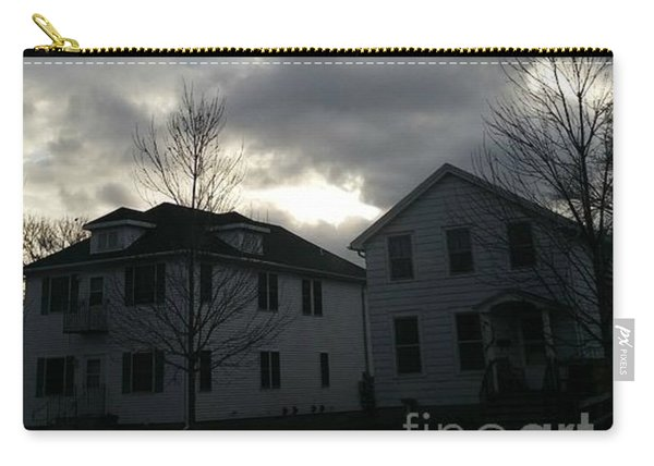 Ominous Clouds Carry-all Pouch