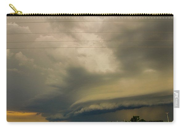 Ominous Nebraska Outflow 007 Carry-all Pouch