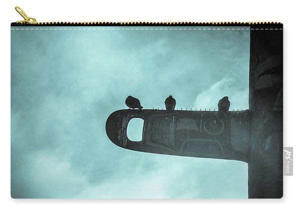 Ominously Seatlle  Carry-all Pouch