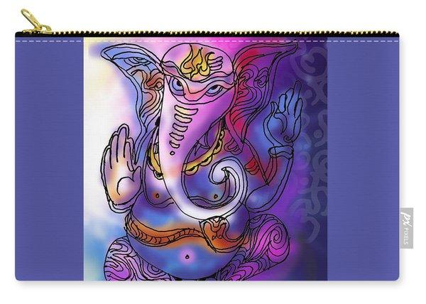 Omkareshvar Ganesha Carry-all Pouch