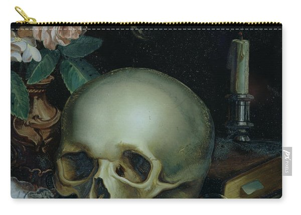 Omnia Vanitas Carry-all Pouch