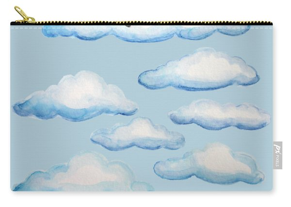 On Cloud Nine Carry-all Pouch