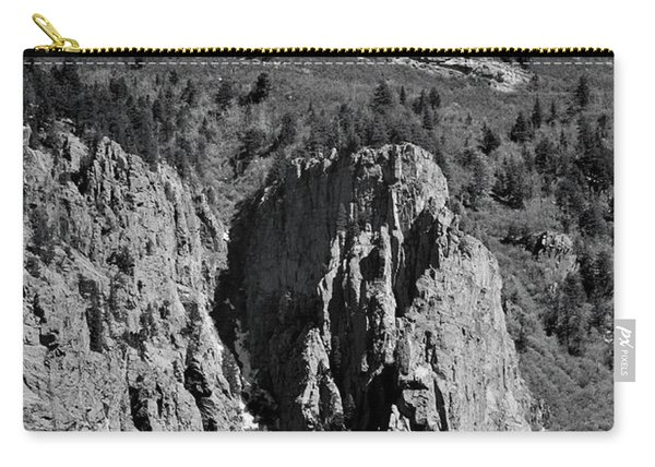 On Sandia Mountain Carry-all Pouch