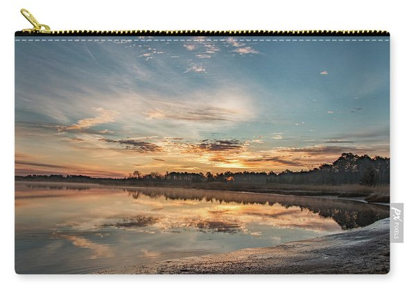 On The Banks Of The Nacote Carry-all Pouch