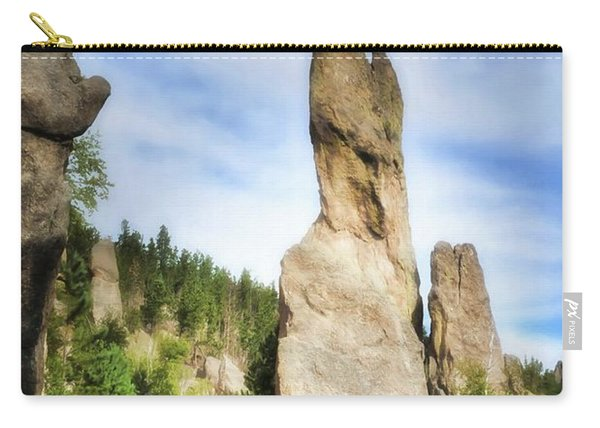 On The Needles Highway 1 Carry-all Pouch