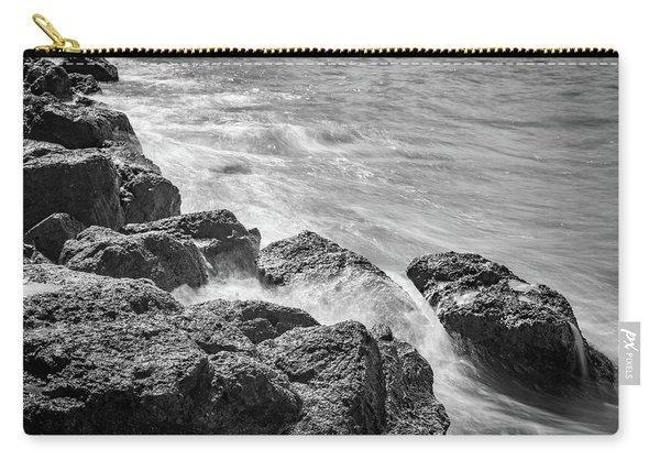 Ocean Rocks Carry-all Pouch