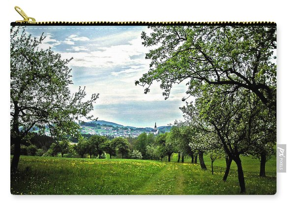 On The Way To Gramastetten ... Carry-all Pouch