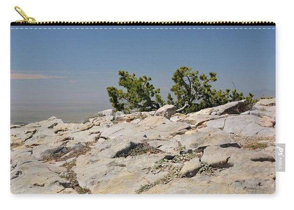 On Top Of Sandia Mountain Carry-all Pouch