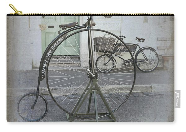 On Your Bike Carry-all Pouch