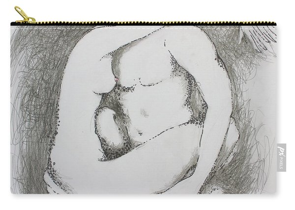 Once Lovers Carry-all Pouch