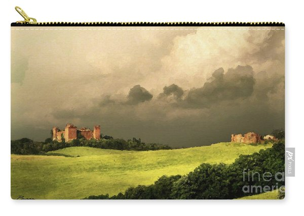 Once Upon A Time In Tuscany Carry-all Pouch