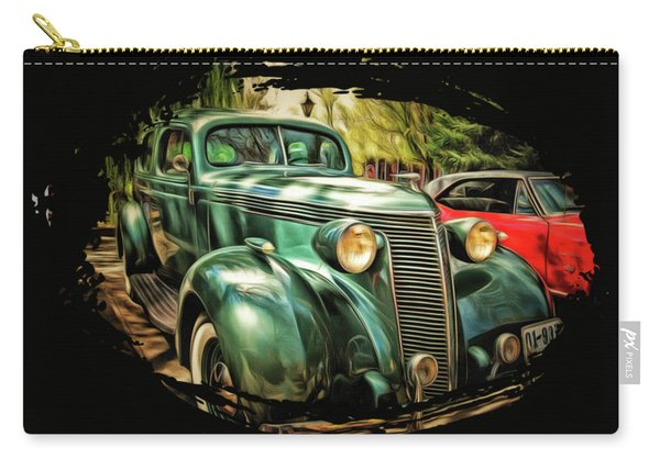 One Cool 1937 Studebaker Sedan Carry-all Pouch