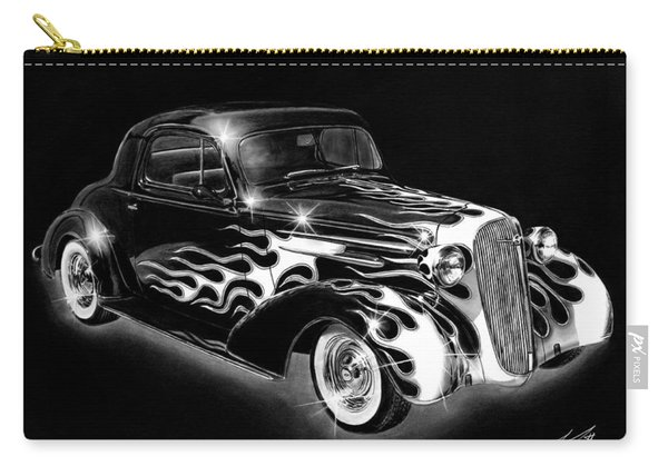 One Hot 1936 Chevrolet Coupe Carry-all Pouch