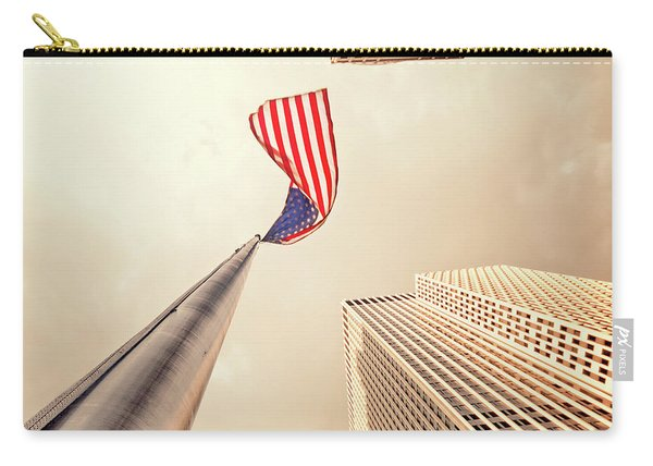One Nation Carry-all Pouch