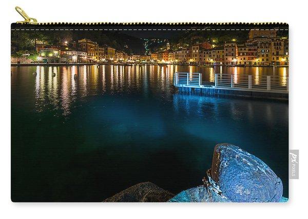 One Night In Portofino - Una Notte A Portofino Carry-all Pouch