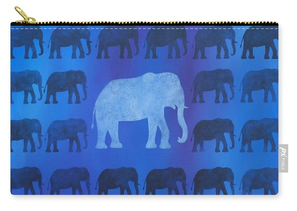 One Thousand Goodbyes Carry-all Pouch