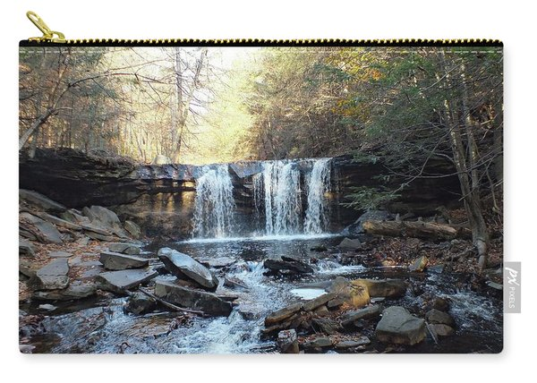 Oneida Falls 2 - Ricketts Glen Carry-all Pouch