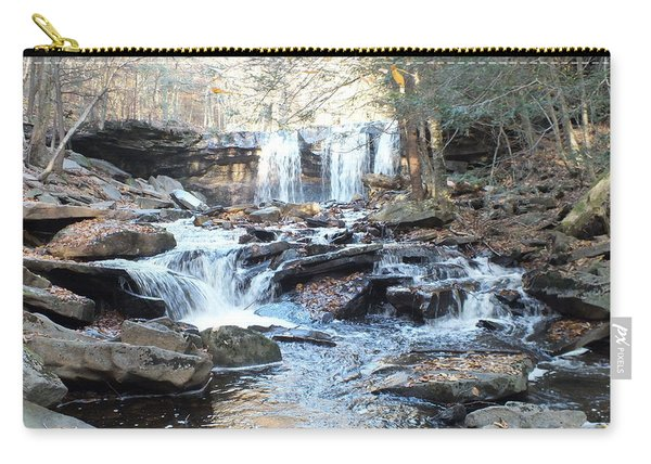 Oneida Falls 3 - Ricketts Glen Carry-all Pouch