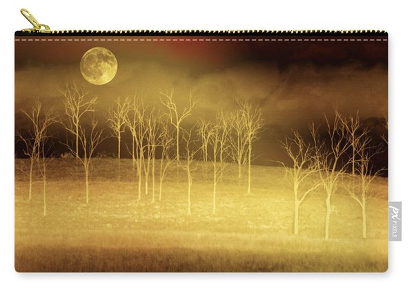 Only At Night Carry-all Pouch