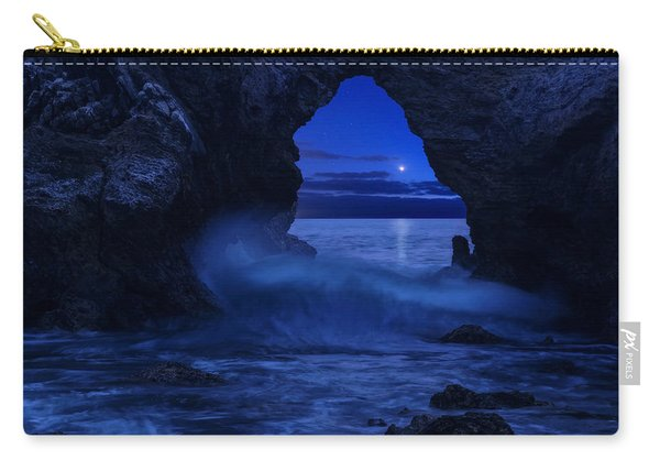 Carry-all Pouch featuring the photograph Only Dreams by Dustin  LeFevre