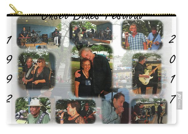 Onset Celebrates 25 Years Of Blues Carry-all Pouch